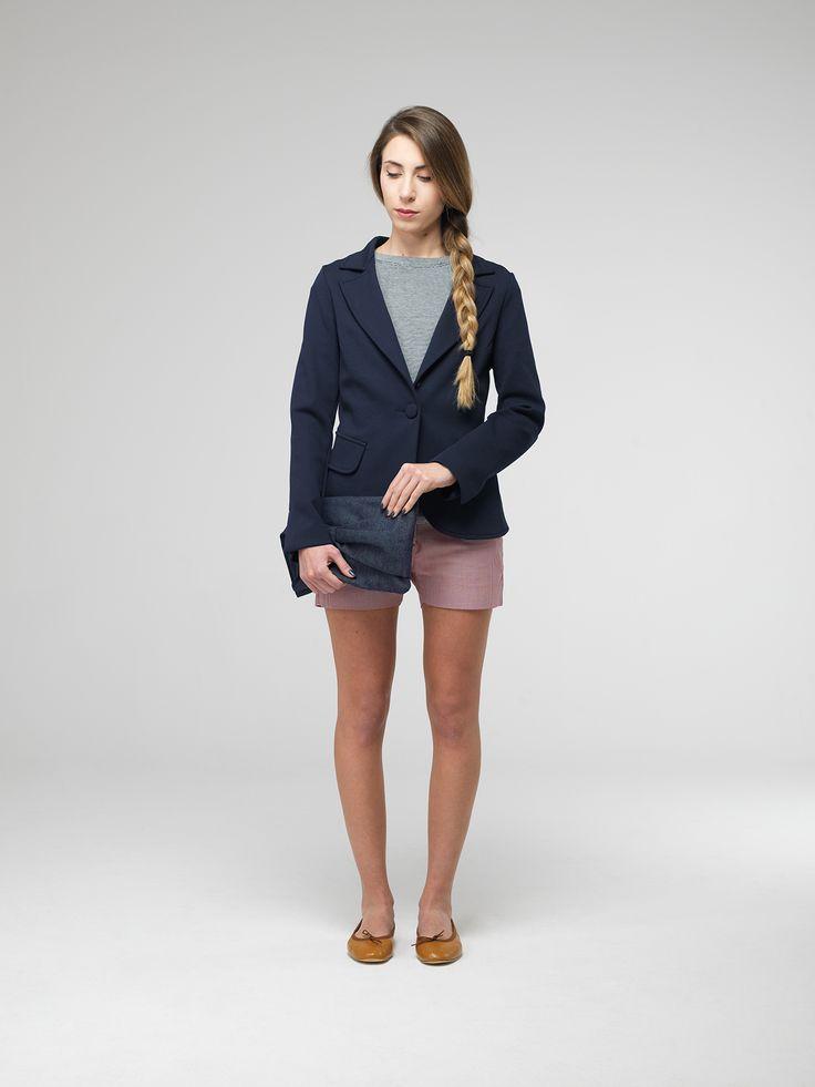 LookBook Cristina Tajariol S/S 2015 Shoot by The Blanket Studios #Fashion #Model #S/S2015 #lookbook #CristinaTajariol