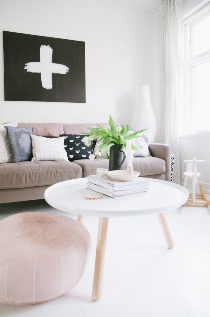 The Scandinavian home of Tina Fussell