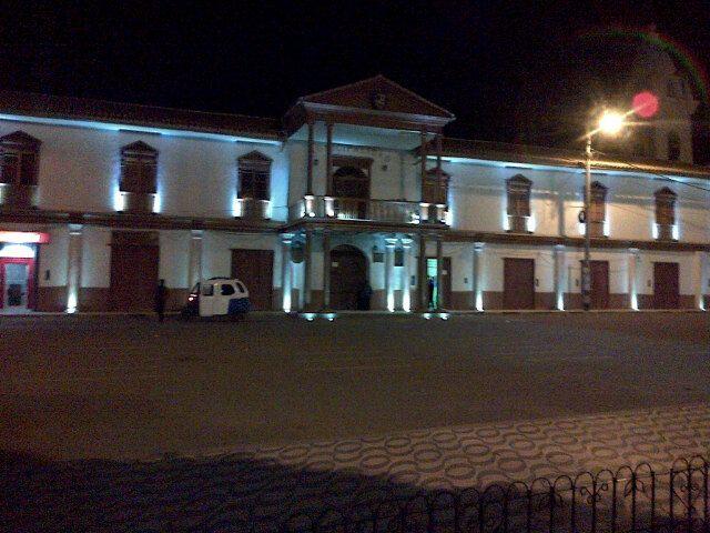 Plaza de Armas de Jauja en Jauja, Junín