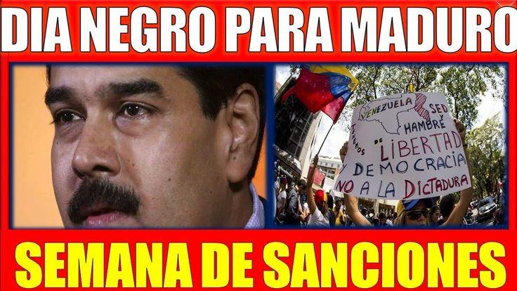 ultimo minuto VENEZUELA 15 NOVIEMBRE 2017,DIA Negro para MADURO Que SUCE...