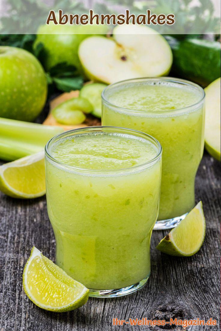 Rezept: Vitamin-Shake - der gesunde Schlankmacher
