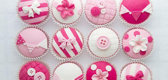 cupcake decorations - Google Search