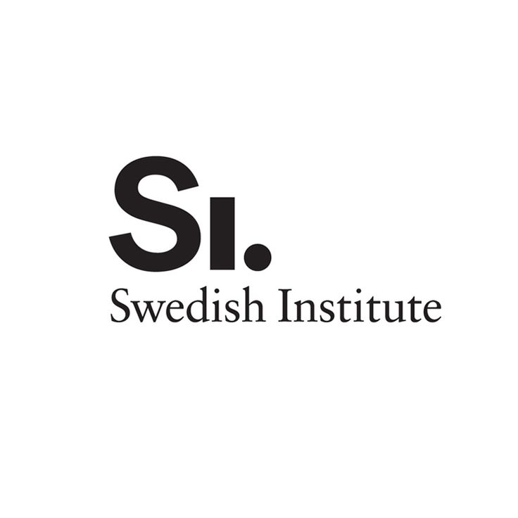 Swedish Institute logotype designed by BankerWessel.