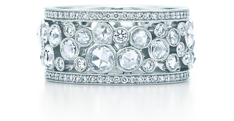 Love this!!!!!: Tiffany Cobblestone, Mm Wide, Cobblestone Rings, Bands Rings, Diamonds Rings, Tiffany Gardens, Jewelry, Wedding Bands, Cobblestone Bands