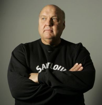 Rick Majerus (1948 - 2012)Longtime coach of the Univeristy of Utah men's college basketball team as well as other NCAA teams