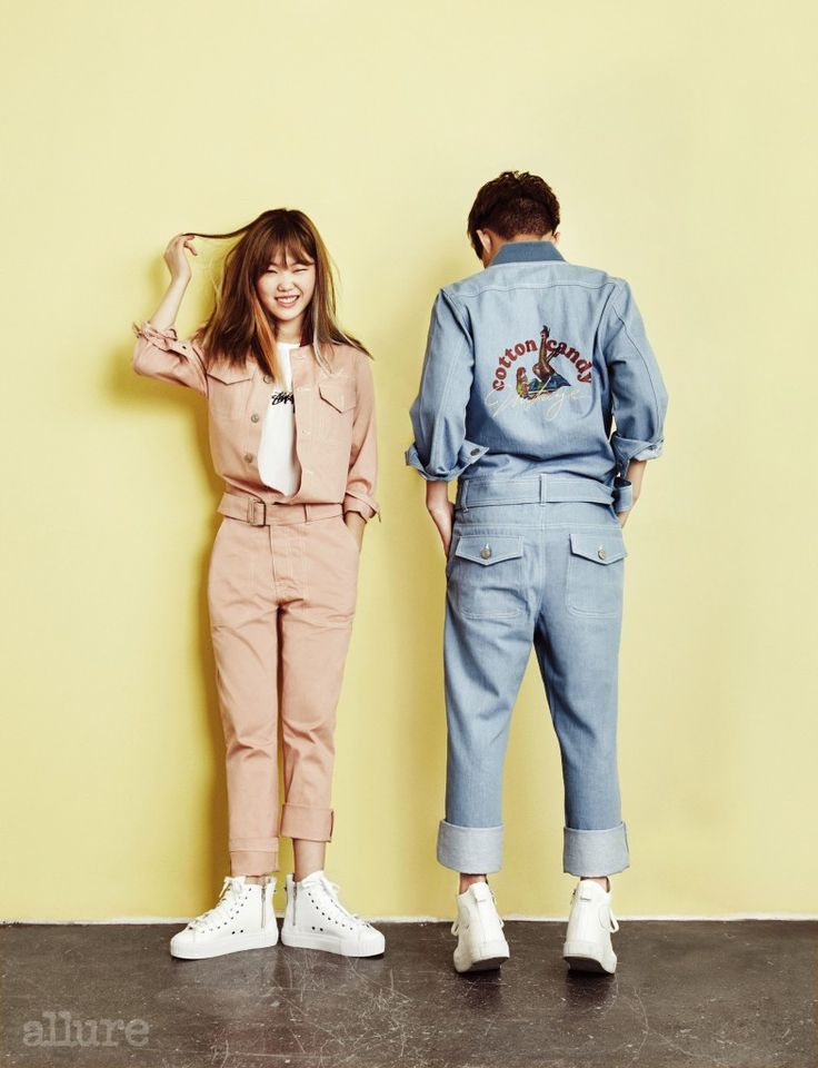 AKDONG MUSICIAN x ALLURE MAGAZINE AUGUST '16 ISSUE