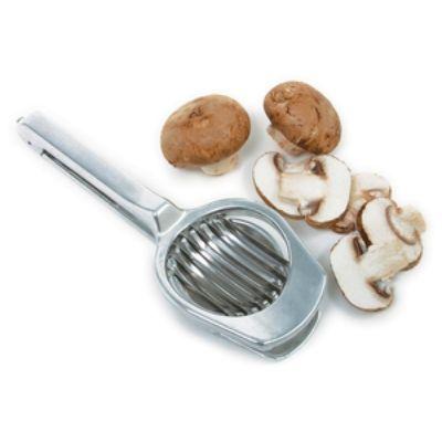 Handheld Food Slicer - Slice veggies and fruit with one hand. $10.99 #slicer #kitchengadgets