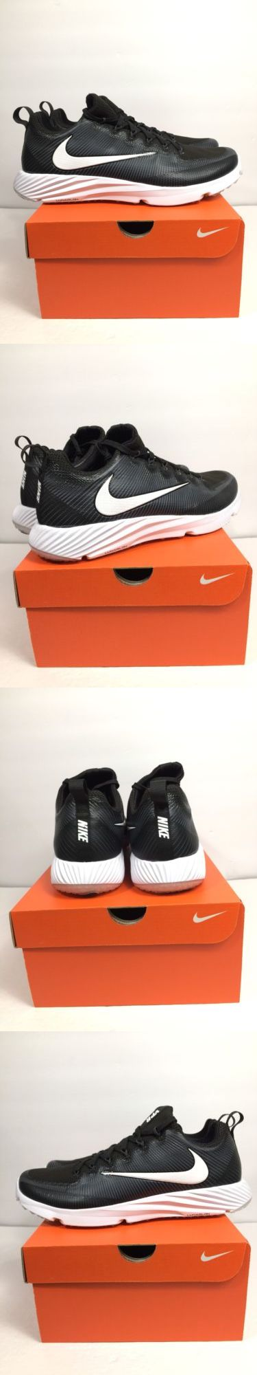 Footwear 159154: Nike Vapor Speed Turf Trainers Mens Black White Size 12 833408 017 -> BUY IT NOW ONLY: $83.69 on eBay!