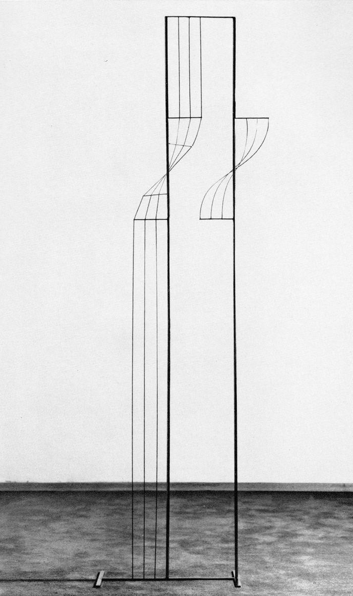 random-research: Fausto Melotti / Scultura n. 17. 1935