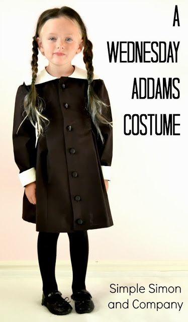its wednesday on a mondaya wednesday addams halloween costume that is - Halloween Costumes Wednesday Addams