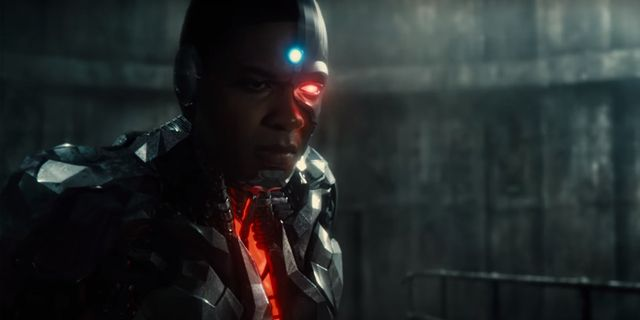 Like co-star Ezra Miller, Ray Fisher has been delving into a lot of comic books for his role as Cyborg in Justice League. However, the actor has revealed another surprising source of inspiration.