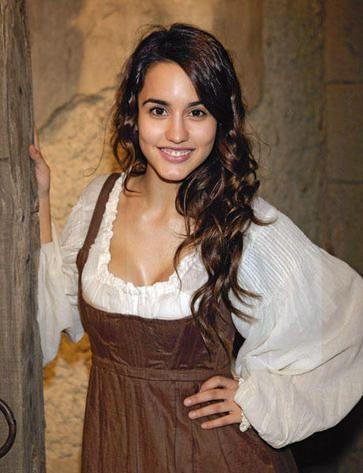 Megan Montaner. Las actrices de España.