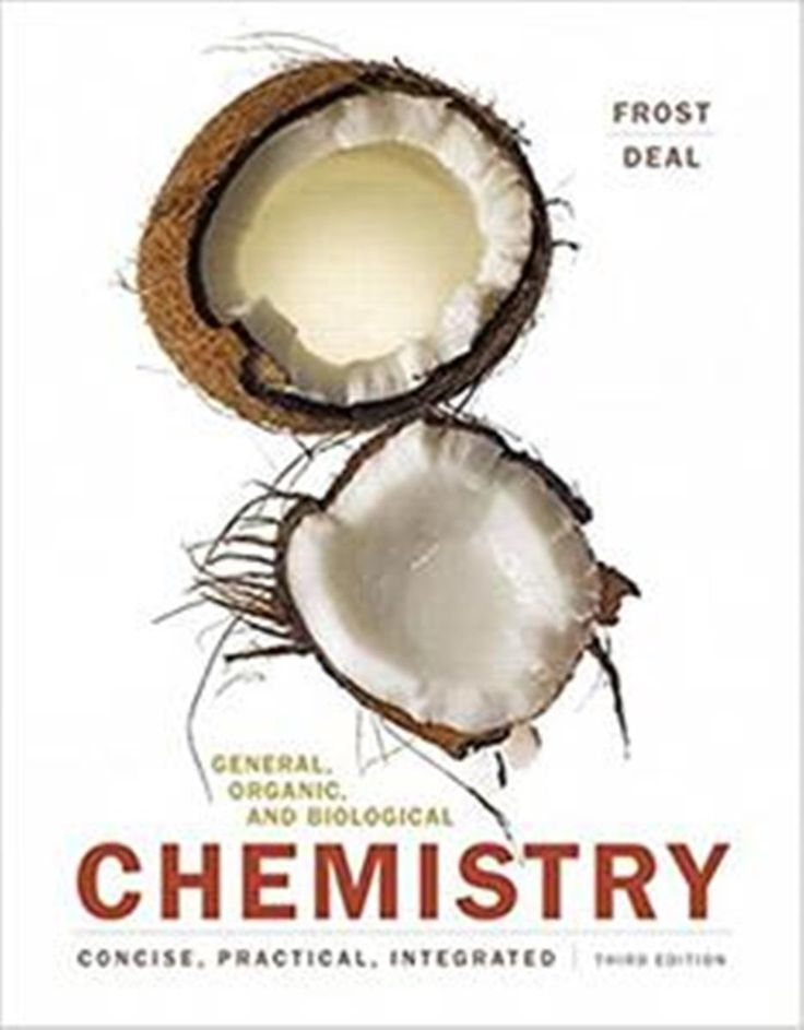 The 25 best chemistry textbook ideas on pinterest chemistry general organic and biological chemistry 3rd edition by laura d frost fandeluxe Choice Image