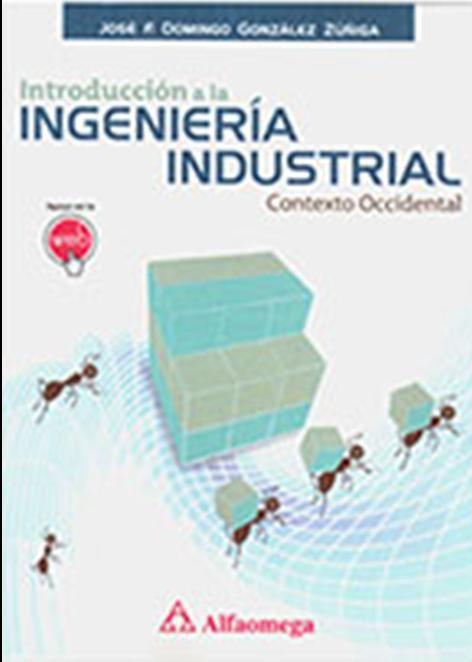 ntroducción a la Ingeniería Industrial. Contexto Occidental es un libro de texto para los cursos de esta materia, que se imparten en los primeros semestres de la carrera de Ingeniería Industrial. En esta obra se presenta la evolución de la Ingeniería Industrial identificándose cinco etapas básicas: orígenes e ingenierías ... http://www.marcombo.com/Introduccion-a-la-ingenieria-industrial_isbn9788426722522.html http://rabel.jcyl.es/cgi-bin/abnetopac?SUBC=BPSO&ACC=DOSEARCH&xsqf99=1817383+