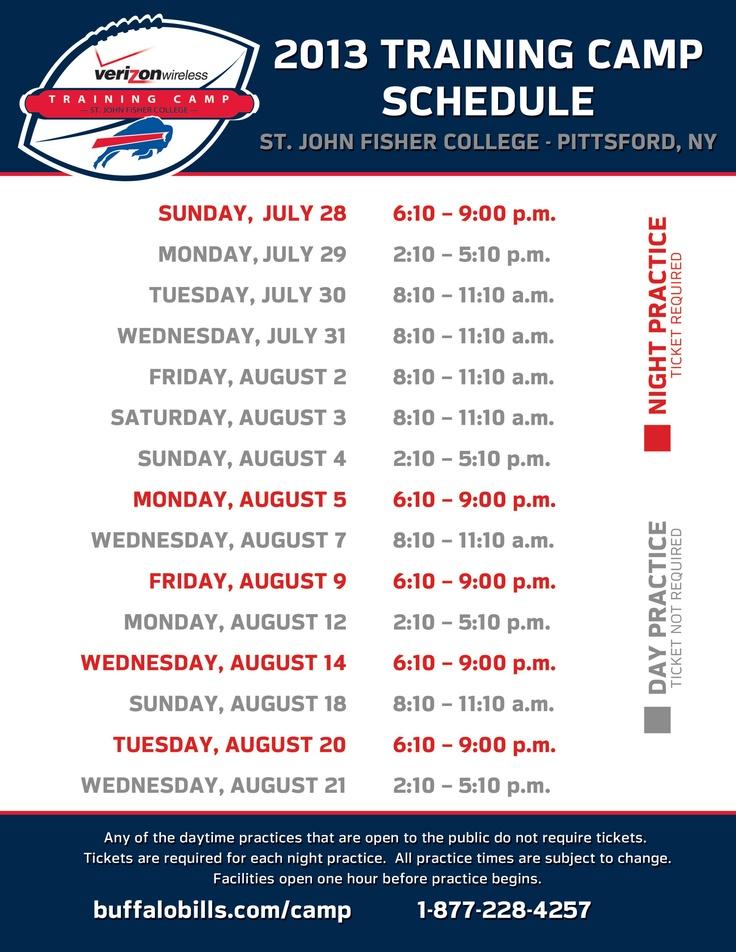 17 best ideas about buffalo bills football schedule on pinterest football sunday schedule - Buffalo bills ticket office ...