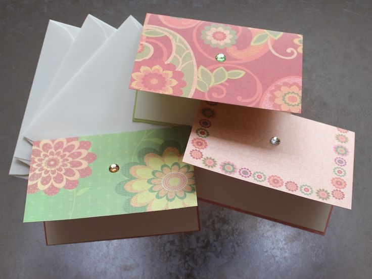 Set of 6 Any Occasion Cards