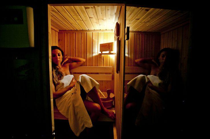 Sauna Art Design Room