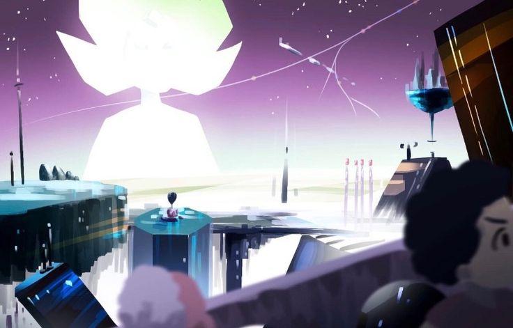 homeworld, Steven Universe, SU