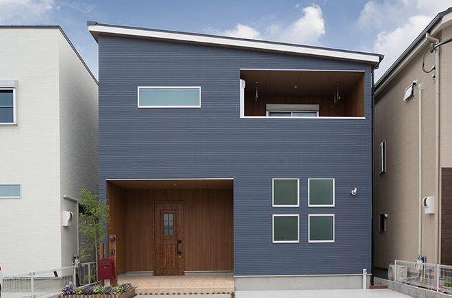 Lixilグループの外壁 外装メーカーの旭トステム外装株式会社 ホームウェア マイホーム 外観 住宅 外観