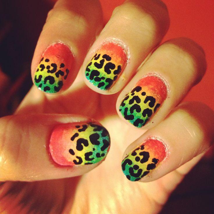 degrade leopard