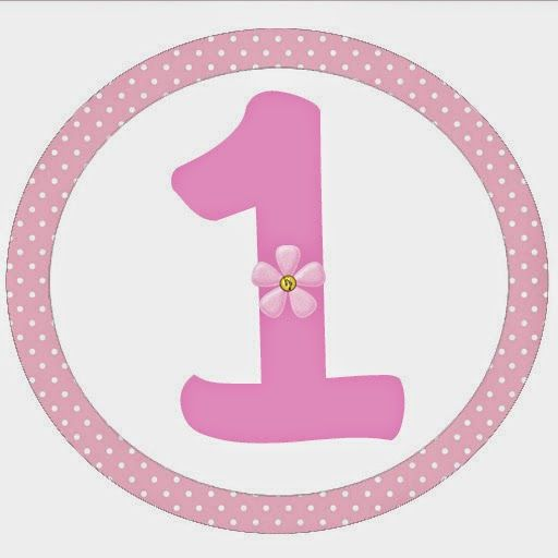 Pretty Ballerina Free Printable Toppers with Alphabet and Nummbers.