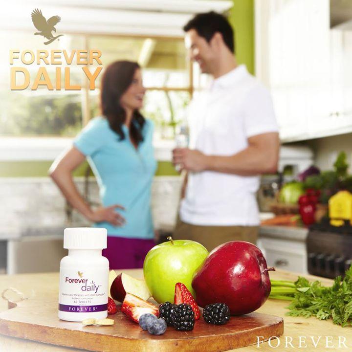 Supports immune system, proper metabolism, cardiovascular health, bone health & proper mental activity www.AloeLiving.net