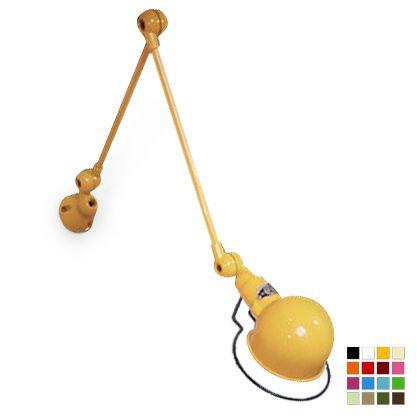 Fresh Kleine Gelenkarm Lampe SIGNAL SI von Jield