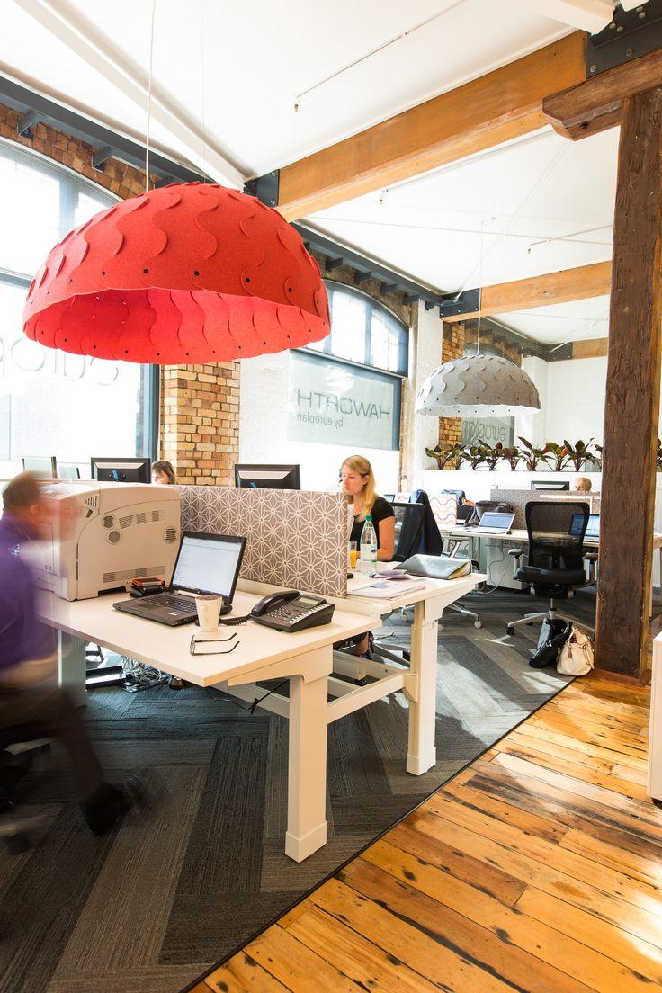 WorkTools - IQ Commercial Hush Hood & Light. Urbis Design Day 2015