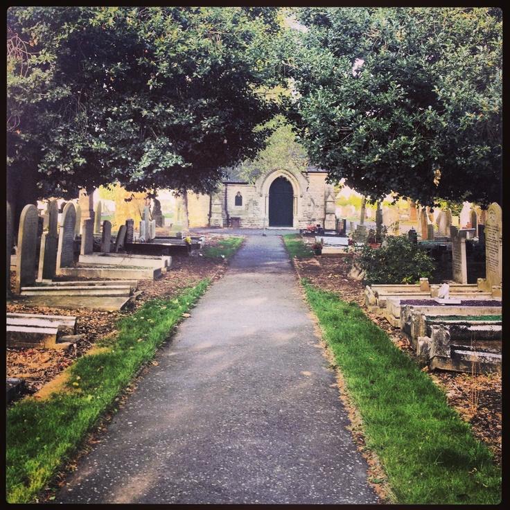 Queens Road Cemetery