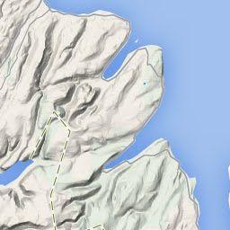 Map of Iceland accomodation