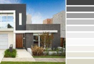 Colores para frentes de casas - Saber y Hacer