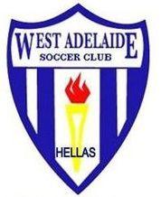 1962, West Adelaide SC (West Beach, Australia) #WestAdelaideSC #WestBeach #Australia (L18558)