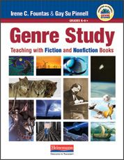 Coming out in 2012 from Fountas and Pinnell: Genre Study: Teaching with Fiction and Nonfiction Books (Heinemann)