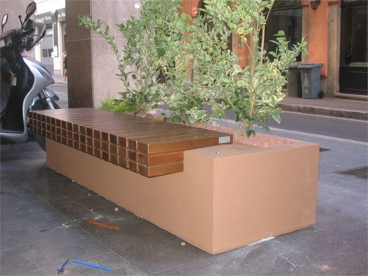 1000 images about mobiliario urbano on pinterest smooth for Benito arredo urbano