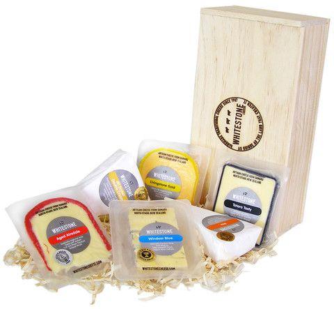 Whitestone Cheese — Giftbox