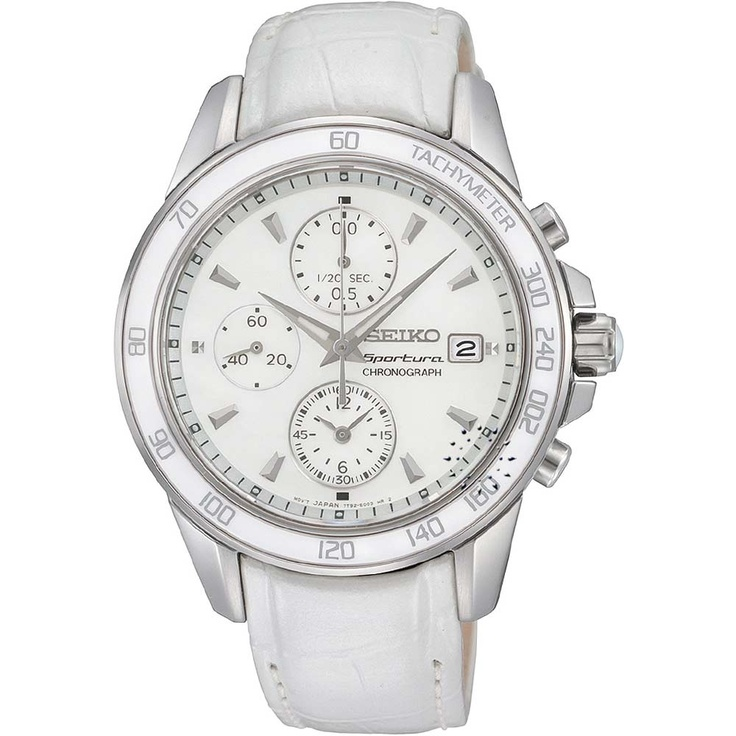 SEIKO SPORTURA Ladies Chronograph, 463€ http://www.oroloi.gr/product_info.php?products_id=30387