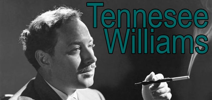 Tennessee Williams | Our Queer History | Queer History