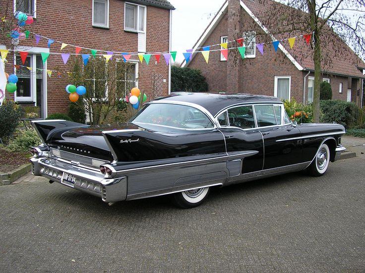 1958 Cadillac Fleetwood Sixty Special Sedan