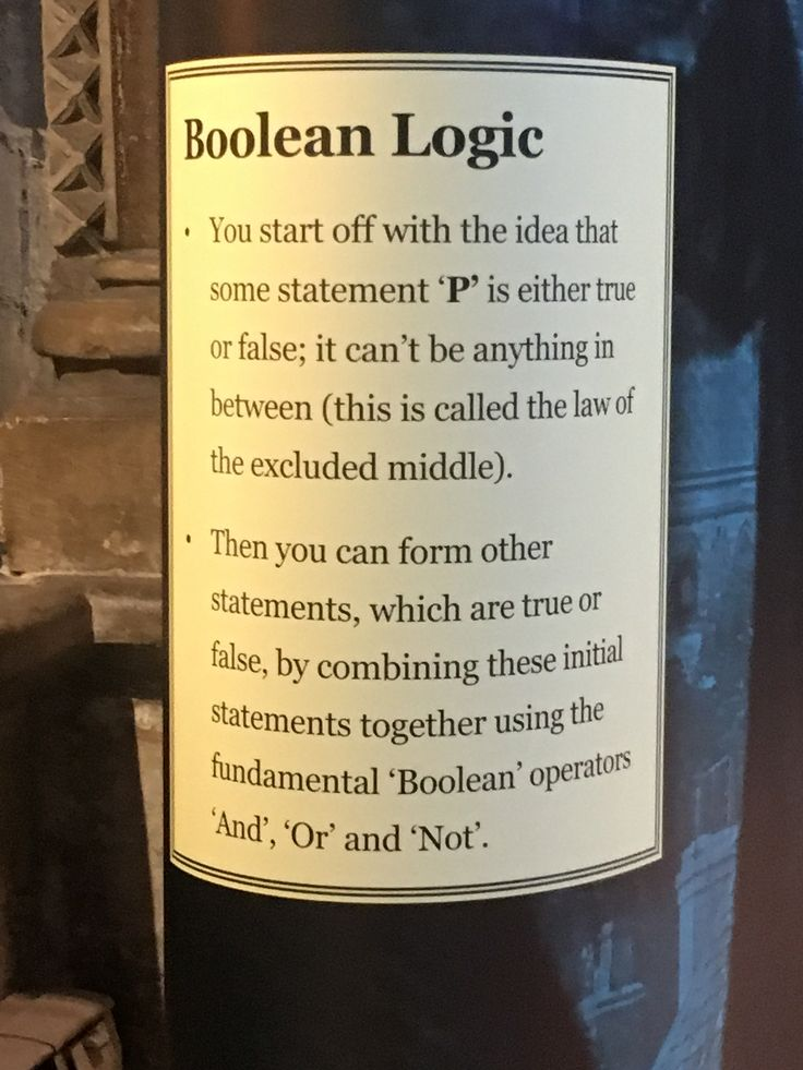 All you need to know on George Boole's philosophy and the power of logic, as shown on a permanent display beneath the window in Lincoln Cathedral's George Boole commemoration of 1869