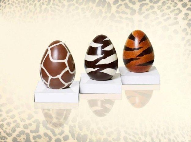 Le uova fashion di Cavalli