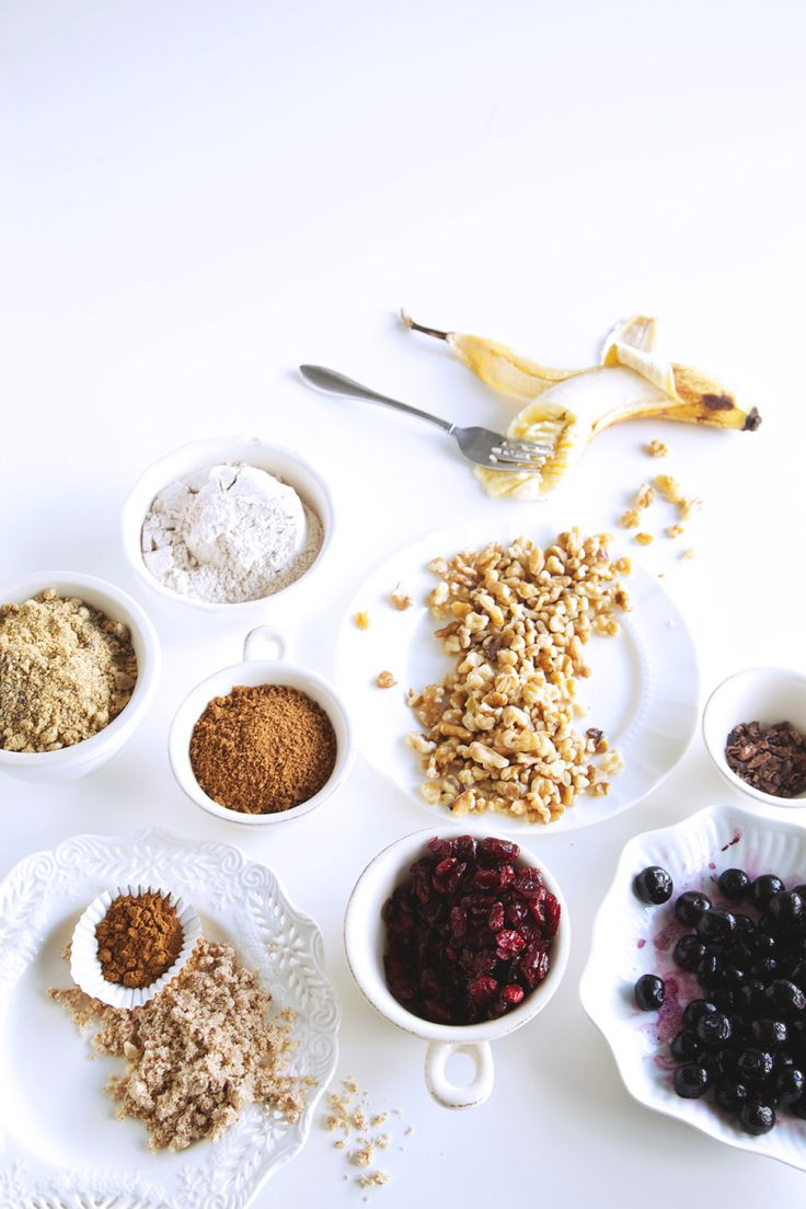 antioxidant power muffins (for your health) » The First Mess // healthy vegan recipes for every season
