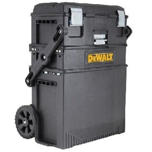 portable tool boxes on wheels | Dewalt DWST20800 Mobile Work Center