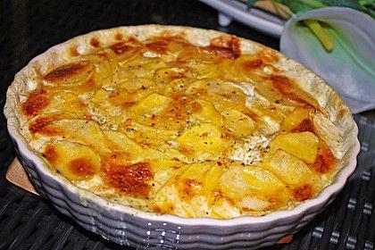 Das beste Kartoffelgratin, ein raffiniertes Rezept aus der Kategorie Vegetarisch. Bewertungen: 1.101. Durchschnitt: Ø 4,5.