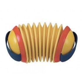Çocuklarınızın duyusal becerilerine geliştirmeye yönelik ahşap oyuncak  Akordeon içe ve dışarı sıkıldığında, farklı notalar ve tonlarda çalar.   Ölçü: cm 20.0 x 10.0 x 10.0