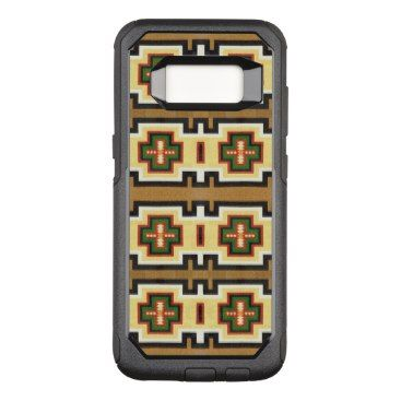 Title : 40, Tribal Cross Yellow Gold Brown OtterBox Commuter Samsung Galaxy S8 Case  Description : Native American Indians and other Tribes use an assortment of Geometric Shapes and Colors for their designs (Curved Diamond, Chevron, Scallops, Ikat, Houndstooth, Gingham, Herringbone,, Check, Lattice, Moroccan, Trellis, Batik, Gingham, Scale, Southwestern, Shades of Turquoise, burnt orange, red and Greens. Triangle, Square, Rhombus, Parallelogram, Kite, Pentagon, Octagon, Concave, Hexagon…