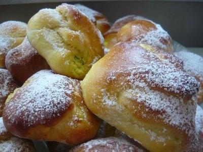 Anya, ez isteni!..., avagy Gabojsza konyhája: Brânzoaice, avagy moldovai kelt kapros-túrós