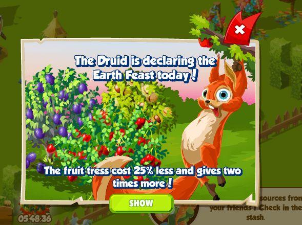 Earth Feast comes back! http://wp.me/p3VpPC-6j #happytale