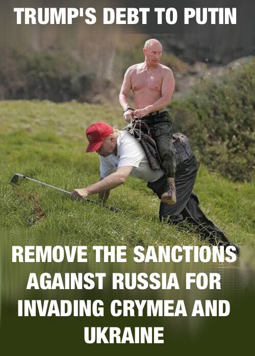 The sanctions have cost $58 billion in reserves so far and the Russian economy igas dropped to the same level of Mexico's. Putin and Russia deserve punishment for invading their neighbors. Are we going to appease Russia as England and France initially did with German invasions which only emboldened Hitler?