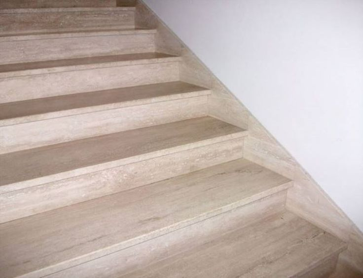 Porcelain Tile On Stairs Google Search Stairs Tile
