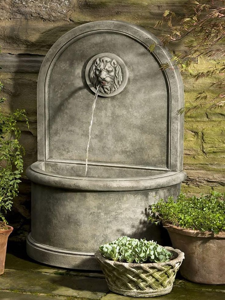 best 25 outdoor water fountains ideas only on pinterest garden water fountains outdoor. Black Bedroom Furniture Sets. Home Design Ideas